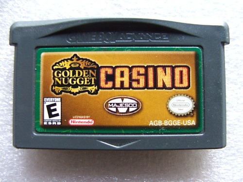 golden nugget casino original gba com garantia e 100% ok