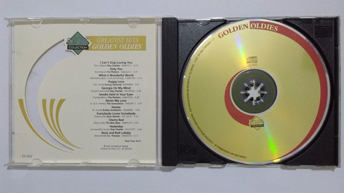 golden oldies greatest hits  cd