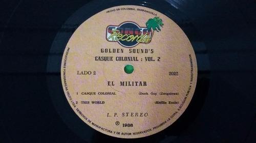 golden sounds lp vinilo african jazz salsa