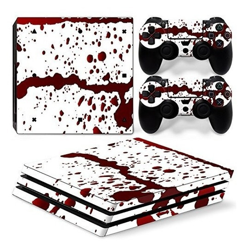 goldendeal ps4 pro console and dualshock 4 controller skin s