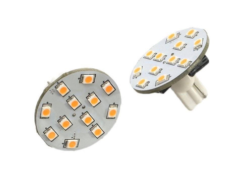 goldengadgets t10 921 194 wedge rv led disco  + envio gratis