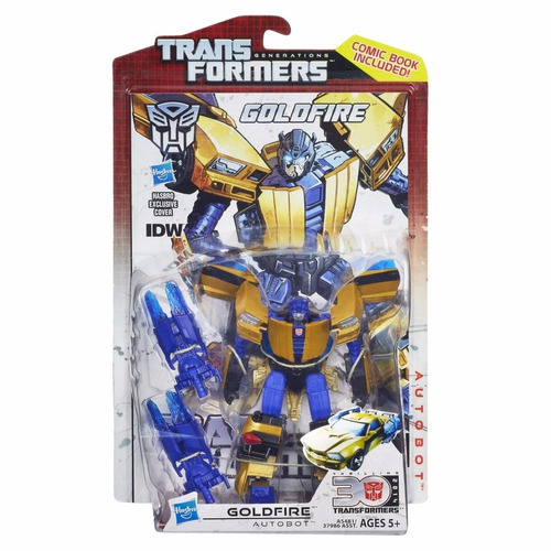 goldfire. transformers generations.