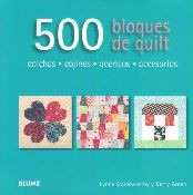 goldsworthy, lynne - 500 bloques de quilt