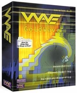 goldwave editor de musica profesional