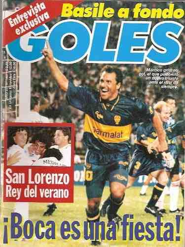 goles 1807 - acosta-boca/san lorenzo/fillol/basile/michelini