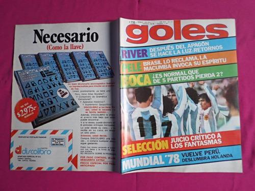 goles n° 1471 año 1977 boca atlanta - pele - tc - felman