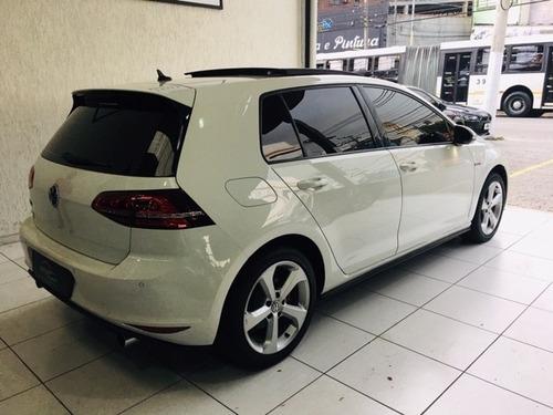 golf 2.0 tsi gti 16v turbo gasolina 4p automático 2015/2015