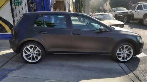 golf 2015 tsi nav q/c turbo 1.4 fac orig cred facil recibo a