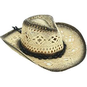 6f2c73af80104 Simplicidad Banda De Cuero Con Tachuelas De Sombrero De Paja