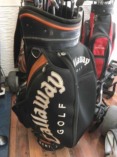 golf ,bolso de golf callaway para carro