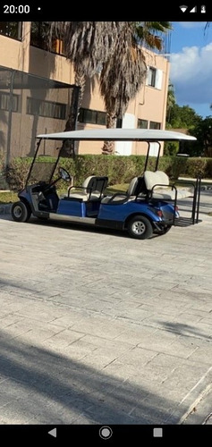 golf carta 6 passengers yamaha 2016 fuel injection