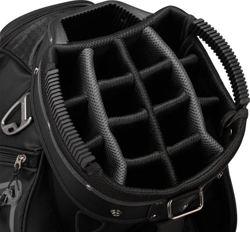 golf center bolsa taylormade select 14 div carro black