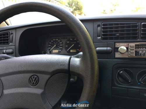golf gl 1.8 mi 1997 45.000 km único dono - ateliê do carro