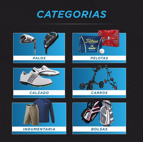 golf golf set completo
