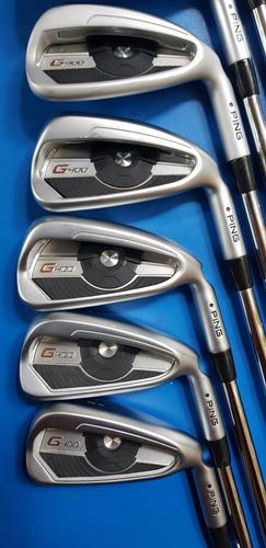 golf hierros hierros
