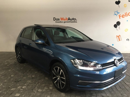 golf highline 2018 aut enganche $69,800 remate de inventario