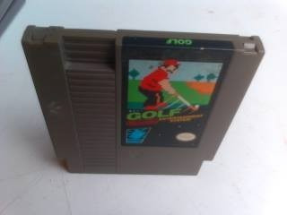 golf nintendo nes cartucho
