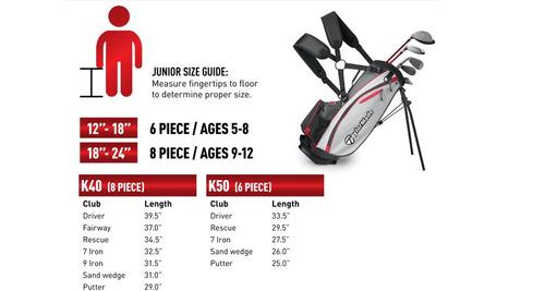 golf taylormade set