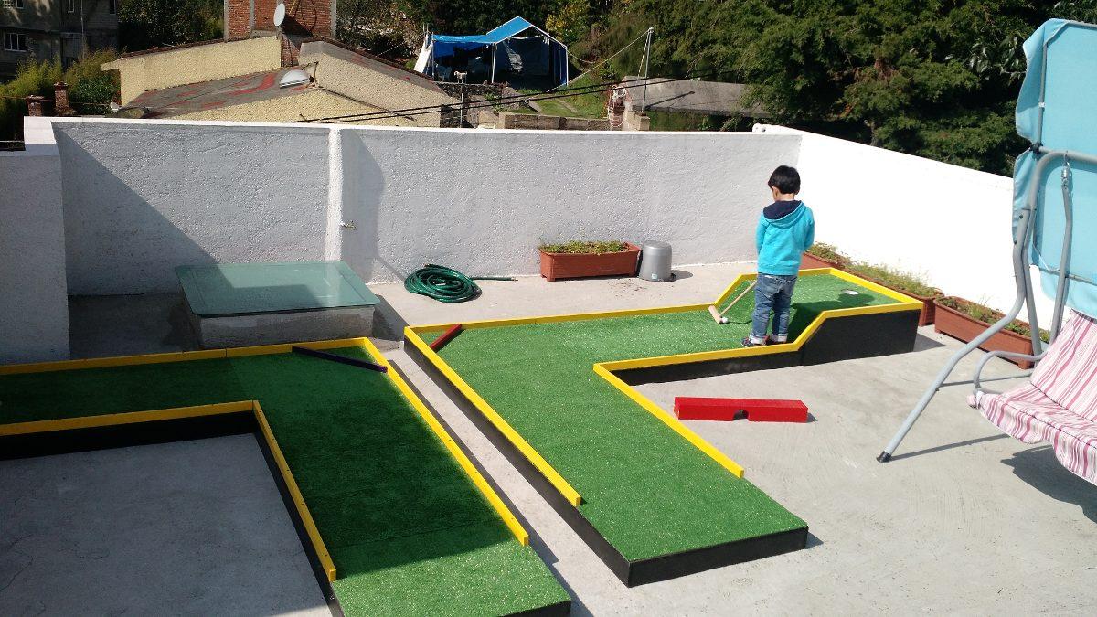 Golfito Minigolf Golf Mini 3 600 00 En Mercado Libre