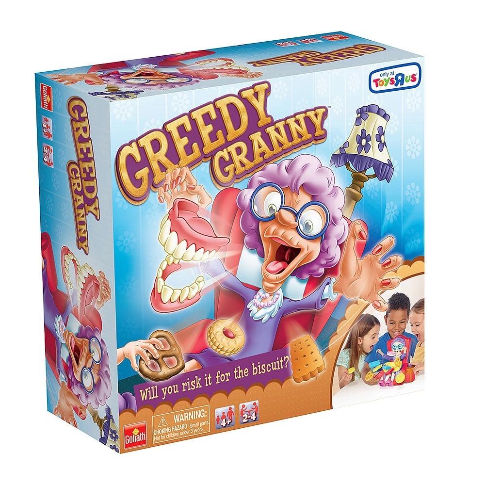 Goliath Greddy Granny Juego De Mesa Melonitutito 24 990 En