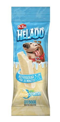 golosinas helado dr. zoo crema 50gr snacks verano