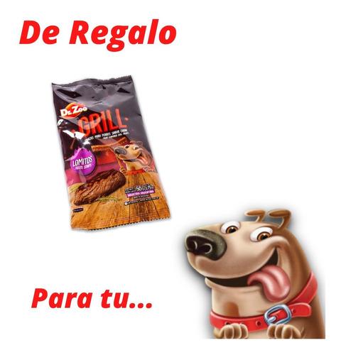 golosinas palitos dr. zoo costillitas 200 gr snacks + regalo