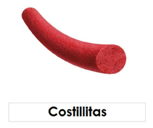 golosinas palitos dr. zoo costillitas x 5kg snacks hueso