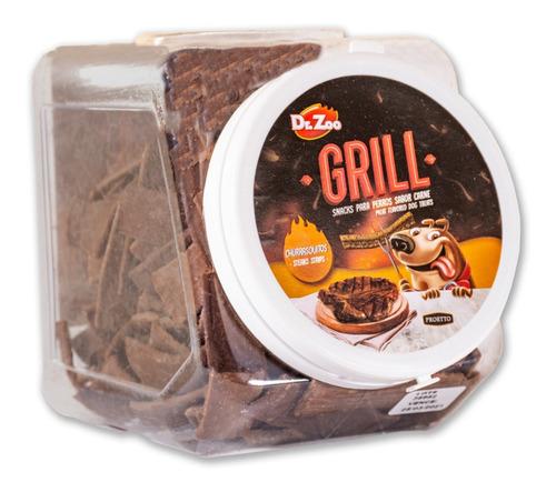 golosinas palitos dr. zoo grill churrasquitos x1,5kg palitos