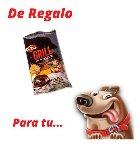 golosinas palitos dr. zoo roll pollo 200 gr snacks + regalo