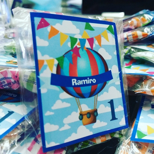 golosinas personalizadas 20 invitados candy bar
