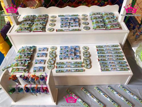 golosinas personalizadas stickers etiquetas candy bar x 100