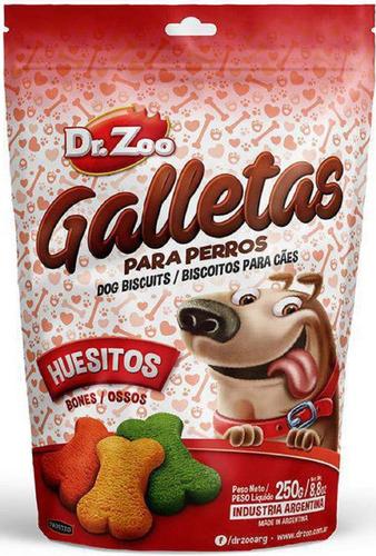 golosinas snacks dr. zoo huesitos 250 gr palitos hueso
