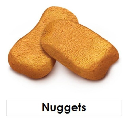 golosinas snacks dr. zoo nuggets x 5kg palitos hueso