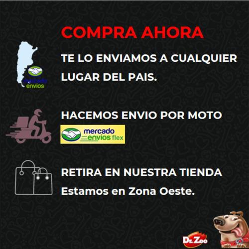 golosinas sticks dr.zoo car.asada-b.pollo-calabresa + regalo