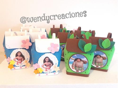 golosineras goma eva cotillon souvenir dulceros mochilas