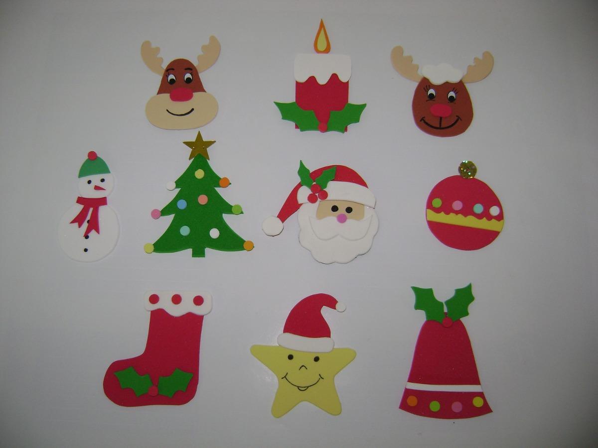 Atractivo Con Goma Eva Navidad Fotos Ideas de Decoracin de
