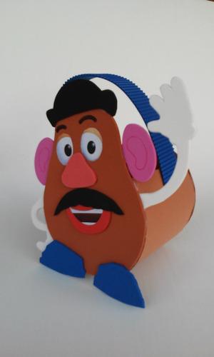 golosineros  toy story, en goma eva