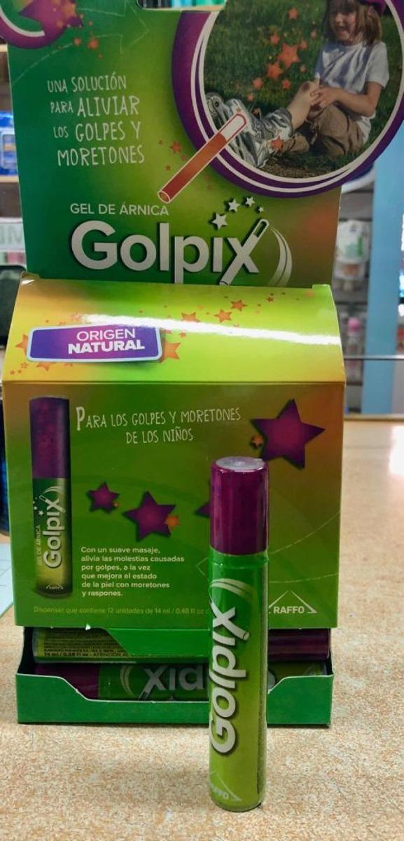 Golpix Para Golpes Y Moretones De Los Ninos 131 66 En Mercado