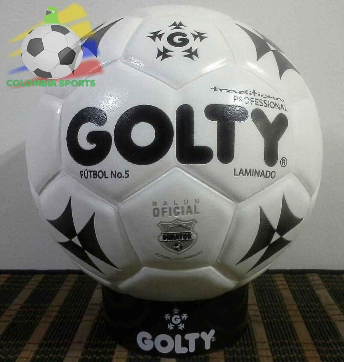 Golty Tradicional   5 Balon Futbol Oficial Dimayor Fpc -   85.000 en ... 1ece64b11efdb