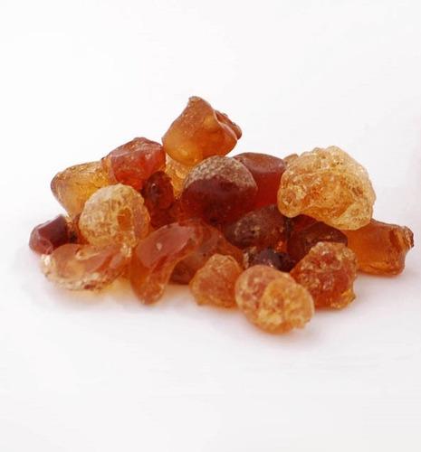 goma arábica em pedras pequenas - 1 kg