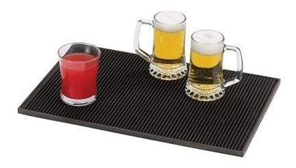 goma axen para apoyar tragos barman rejilla 30,5 x 47,7 cm