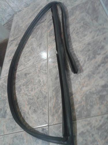 goma canal  del vidrio delantero  civic coupe piloto 2001/06