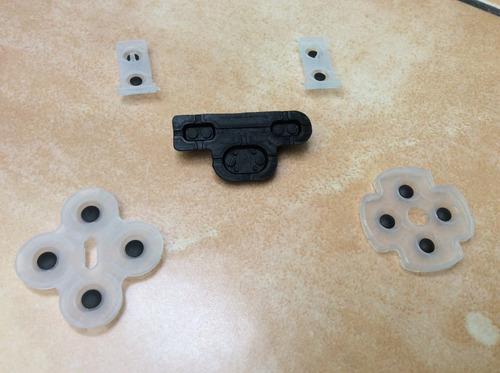 goma conductiva botones para control ps3