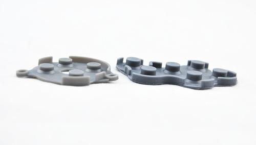 goma conductora para 200 controles xbox classic gris