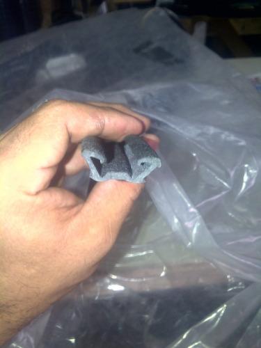 goma corredera de vidrio de puerta camioneta chevrolet c10