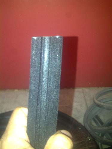 goma corredera de vidrio de puerta chevrolet century 84-95