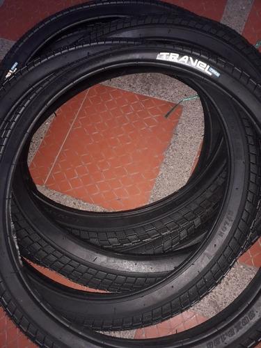 goma cubierta cauchos de bici rin 20 y rin 26 buen precio..