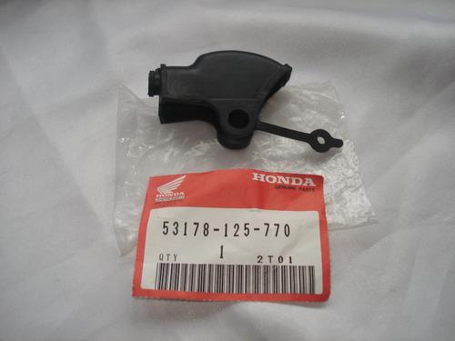 goma cubre manija de freno honda dax 70 53178-125-770