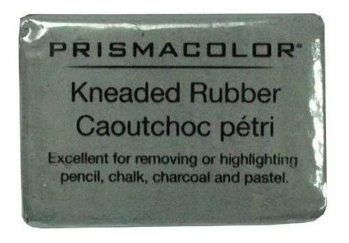 goma de borrar moldeable prismacolor gocy