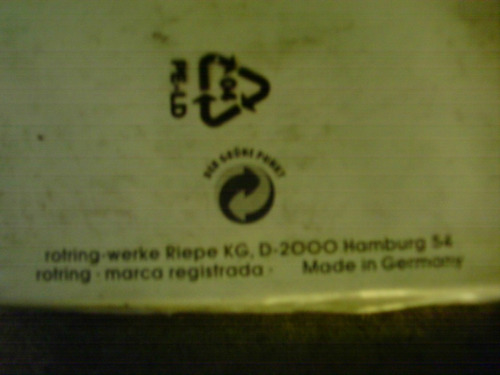 goma de borrar rotring tb20 germany